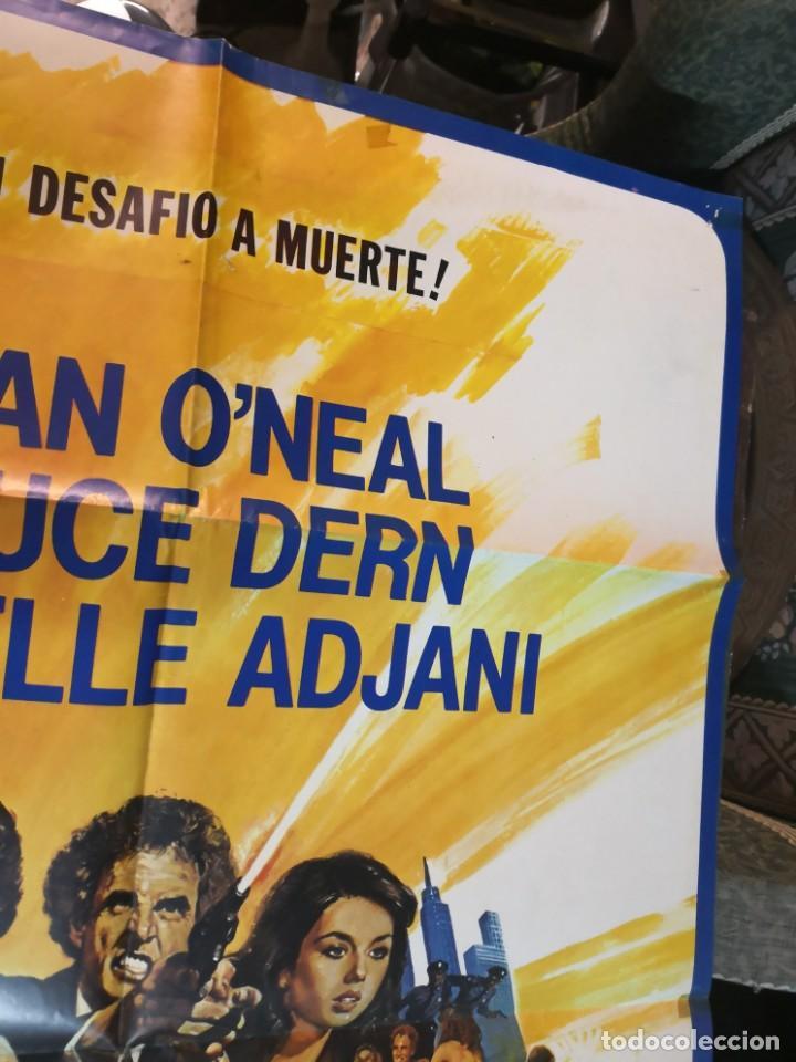 Cine: driver - poster cartel original - walter hill ryan o`neal isabelle adjani Bruce Dern - Foto 5 - 169769524