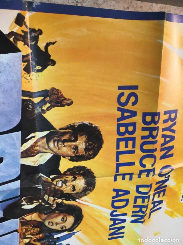 Cine: driver - poster cartel original - walter hill ryan o`neal isabelle adjani Bruce Dern - Foto 6 - 169769524