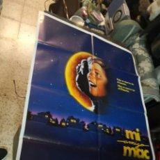 Cine: CARTEL MI AMIGO MAC. C.1980. 70 X 100 . Lote 169769608