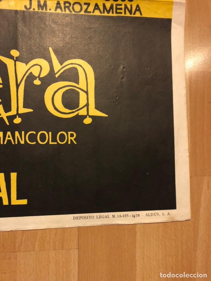 Cine: Cartel o poster la violetera.sara sarita Montiel - Foto 4 - 170155828