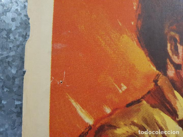 Cine: LAS MURALLAS DEL INFIERNO, INTRAMUROS. Jock Mahoney, Fernando Poe Jr. AÑO 1965. POSTER ORIGINAL - Foto 9 - 170301388