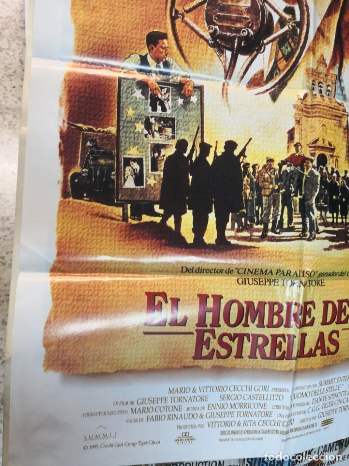 Cine: Cartel poster EL HOMBRE DE LAS Estrellas más regalo programa de cine - Foto 2 - 170314800