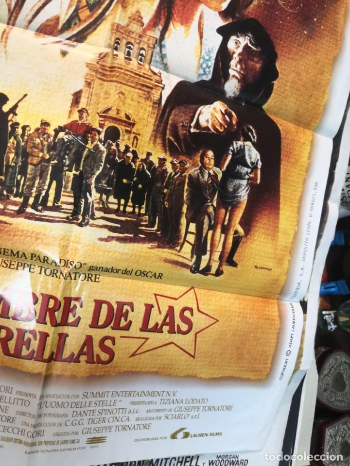 Cine: Cartel poster EL HOMBRE DE LAS Estrellas más regalo programa de cine - Foto 3 - 170314800