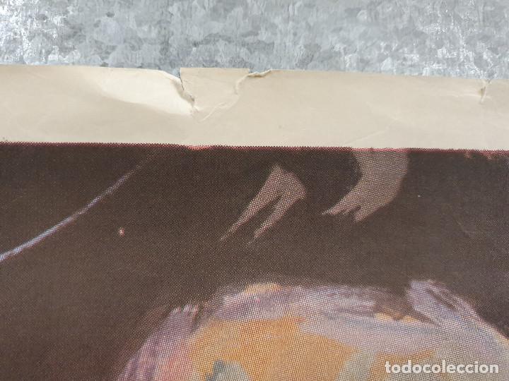 Cine: EL NEGOCIO DEL ODIO. DAVID REYNOSO, SONIA FURIO. BOXEO. AÑO 1973. POSTER ORIGINAL - Foto 3 - 171046788