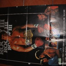 Cine: ROCKY III; SYLVESTER STALLONE. Lote 171065739