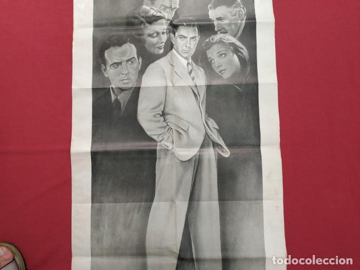 Cine: THE RAZORS EDGE - CARTEL / POSTER / FOLLETO DEL ESTRENO MUNDIAL - EL FILO DE LA NAVAJA - 1946 - Foto 8 - 171119264
