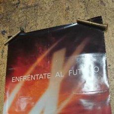 Cine: AFICHE CARTEL DE CINE ENFRÉNTATE AL FUTIRO . Lote 171254009