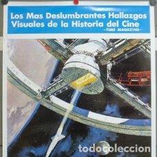 Cine: E646 2001 UNA ODISEA DEL ESPACIO STANLEY KUBRICK POSTER 70X100. Lote 243256640