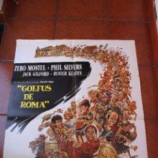 Cine: GOLFUS DE ROMA. Lote 172330432
