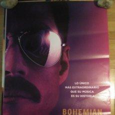 Cine: BOHEMIAN RAPSODY - APROX 70X100 CARTEL ORIGINAL CINE (L65). Lote 172470709