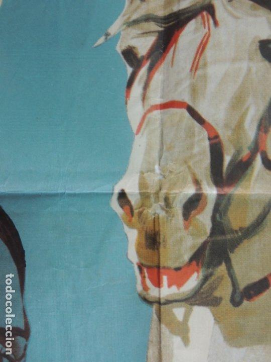 Cine: diego corrientes - poster cartel original estreno - Antonio Isasi-Isasmendi José Suárez - Foto 2 - 172851590