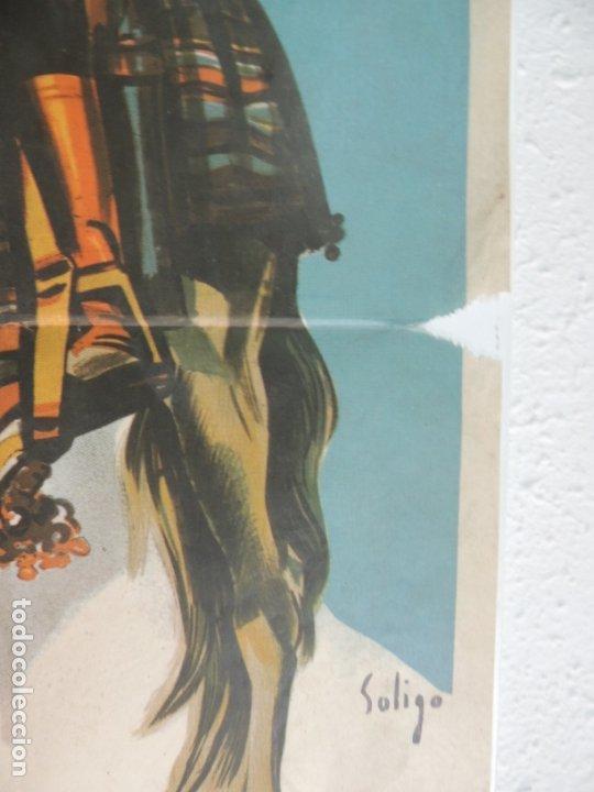 Cine: diego corrientes - poster cartel original estreno - Antonio Isasi-Isasmendi José Suárez - Foto 5 - 172851590