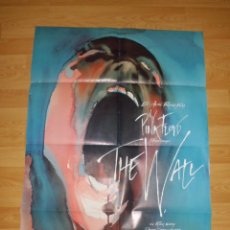 Cine: POSTER ORIGINAL PELICULA 'THE WALL(EL MURO)' 1982. Lote 172978498