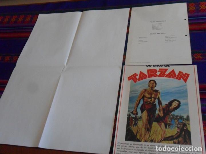 Cine: CARTEL LA GUERRA DE LAS GALAXIAS LANZAMIENTO VIDEO 1984 GUÍA LOS 7 MAGNÍFICOS DEL ESPACIO CON REGALO - Foto 2 - 173499567