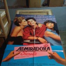 Cine: POSTER CINE : ADMIRADORA SECRETA ( C. THOMAS HOWELL ). Lote 173530760