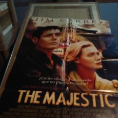 Cine: POSTER CINE : THE MAJESTIC ( JIM CARREY ). Lote 173531103