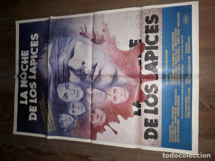 Cine: La noche de los lápices. Héctor Olivera Argentina impecable - Foto 2 - 173607079