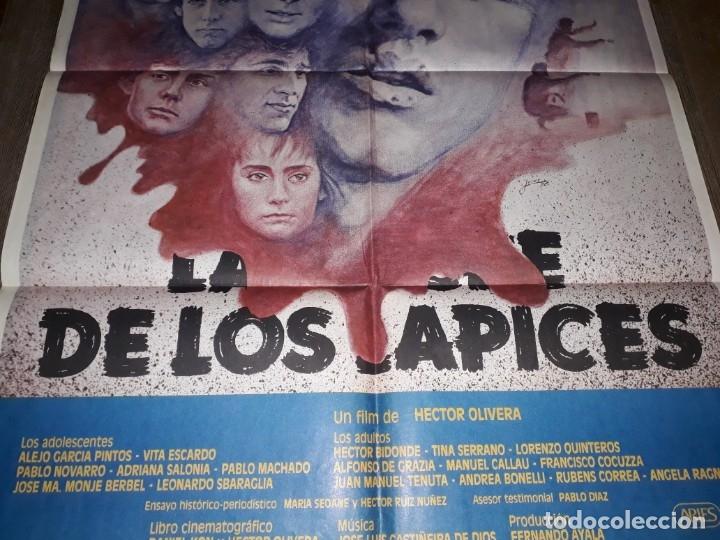 Cine: La noche de los lápices. Héctor Olivera Argentina impecable - Foto 3 - 173607079