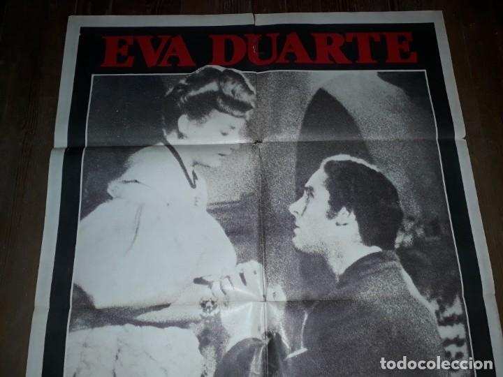 EVA DUARTE LA PRODIGA AFICHE ORIGINAL SOFFICI (Cine - Posters y Carteles - Musicales)