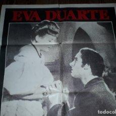 Cine: EVA DUARTE LA PRODIGA AFICHE ORIGINAL SOFFICI. Lote 173651242