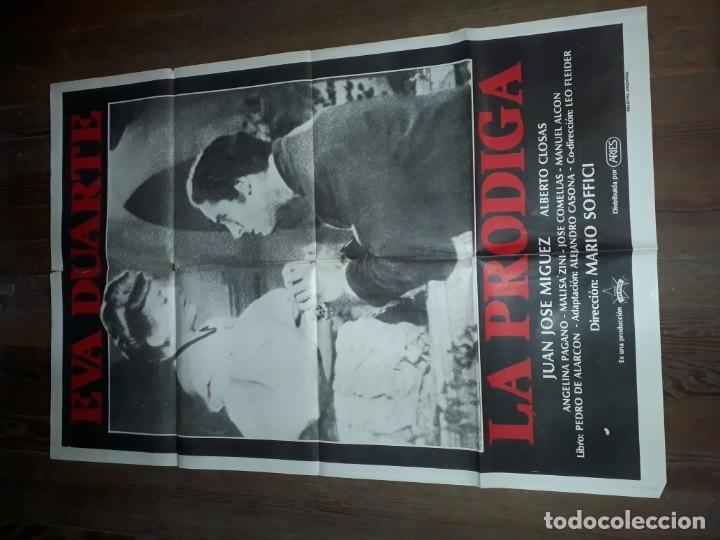 Cine: Eva Duarte La prodiga Afiche original Soffici - Foto 2 - 173651242