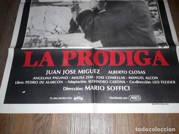 Cine: Eva Duarte La prodiga Afiche original Soffici - Foto 3 - 173651242