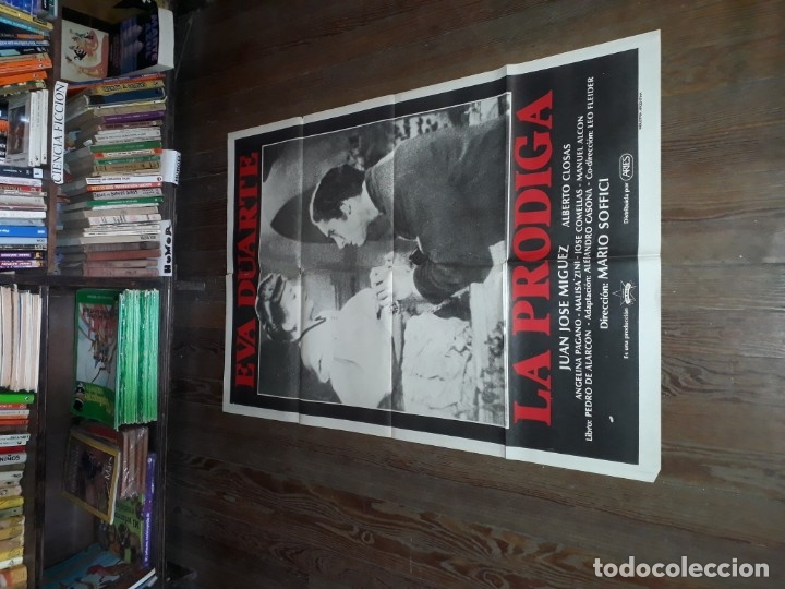 Cine: Eva Duarte La prodiga Afiche original Soffici - Foto 4 - 173651242