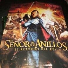 Cine: POSTER EL SEÑOR DE LOS ANILLOS. Lote 173856499