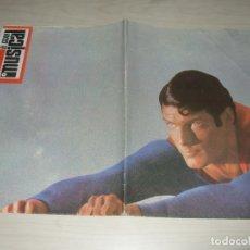 Cine: POSTER SUPERMAN EL GRAN MUSICAL. Lote 173934250