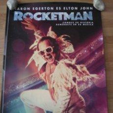Cine: ROCKETMAN - APROX 70X100 CARTEL ORIGINAL CINE (L67). Lote 174099878