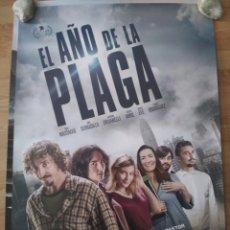 Cine: EL AÑO DE LA PLAGA - APROX 70X100 CARTEL ORIGINAL CINE (L67). Lote 174331032