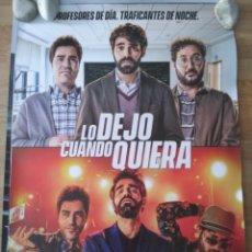 Cine: LO DEJO CUANDO QUIERA - APROX 70X100 CARTEL ORIGINAL CINE (L67). Lote 174331395