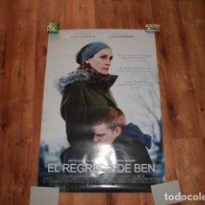 Cine: EL REGRESO DE BEN. POSTER O CARTEL ORIGINAL PELICULA. BUEN ESTADO.. Lote 174440613