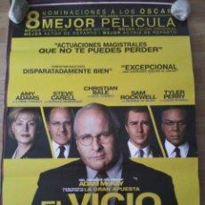 Cine: EL VICIO DEL PODER - APROX 70X100 CARTEL ORIGINAL CINE (L68). Lote 174515779