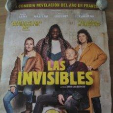Cine: LOS INVISIBLES - APROX 70X100 CARTEL ORIGINAL CINE (L68). Lote 174693813