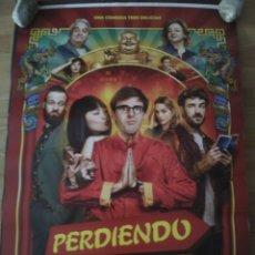 Cine: PERDIENDO EL ESTE - APROX 70X100 CARTEL ORIGINAL CINE (L68). Lote 174697364