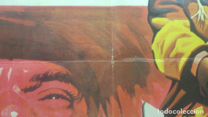 Cine: LOS DESALMADOS. MARIO ALMADA, FERNANDO ALMADA, LORENA VELAZQUEZ. AÑO 1972 POSTER ORIGINAL - Foto 7 - 175447668