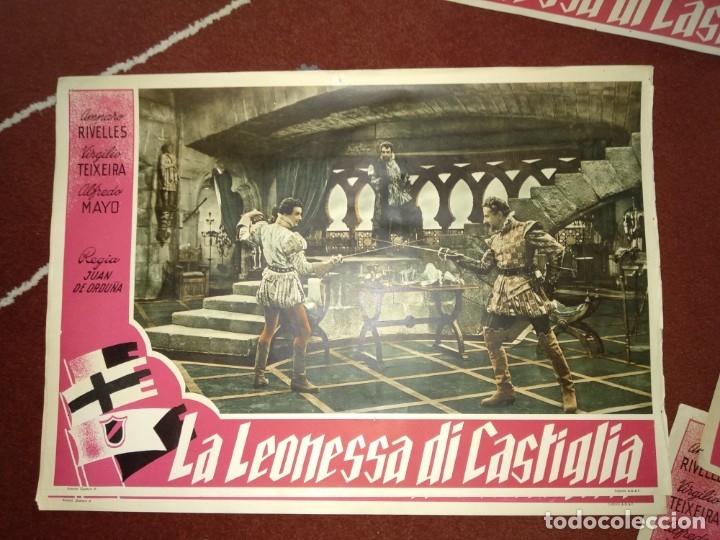 Cine: La leona de Castilla Amparo Rivelles, Alfredo Mayo, Cifesa - Foto 2 - 175606845