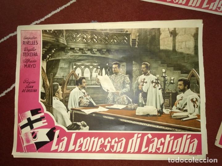 Cine: La leona de Castilla Amparo Rivelles, Alfredo Mayo, Cifesa - Foto 3 - 175606845