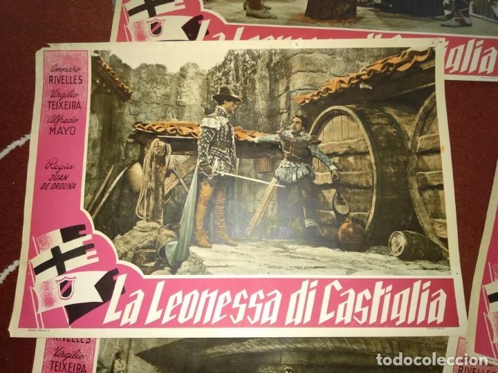 Cine: La leona de Castilla Amparo Rivelles, Alfredo Mayo, Cifesa - Foto 4 - 175606845