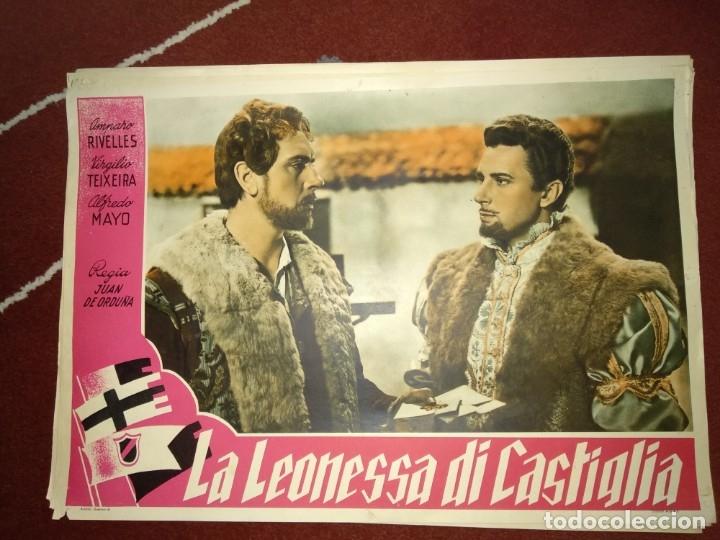 Cine: La leona de Castilla Amparo Rivelles, Alfredo Mayo, Cifesa - Foto 5 - 175606845