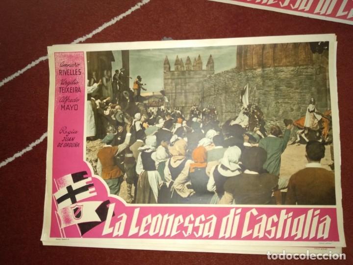 Cine: La leona de Castilla Amparo Rivelles, Alfredo Mayo, Cifesa - Foto 6 - 175606845