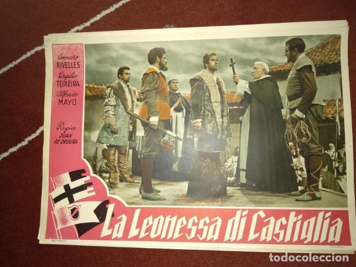Cine: La leona de Castilla Amparo Rivelles, Alfredo Mayo, Cifesa - Foto 7 - 175606845