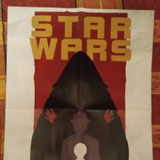Cine: POSTER STAR WARS + SUPERGIRL. Lote 175704512