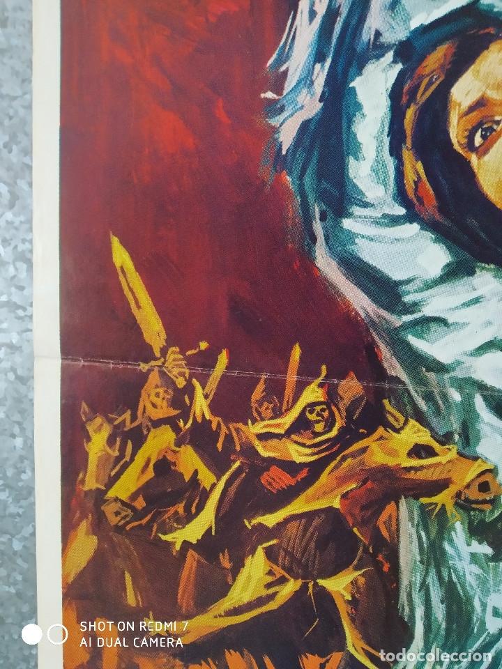 Cine: El ataque de los muertos sin ojos. Tony Kendall, Fernando Sancho, Esperanza Roy. POSTER ORIGINAL - Foto 9 - 176098233