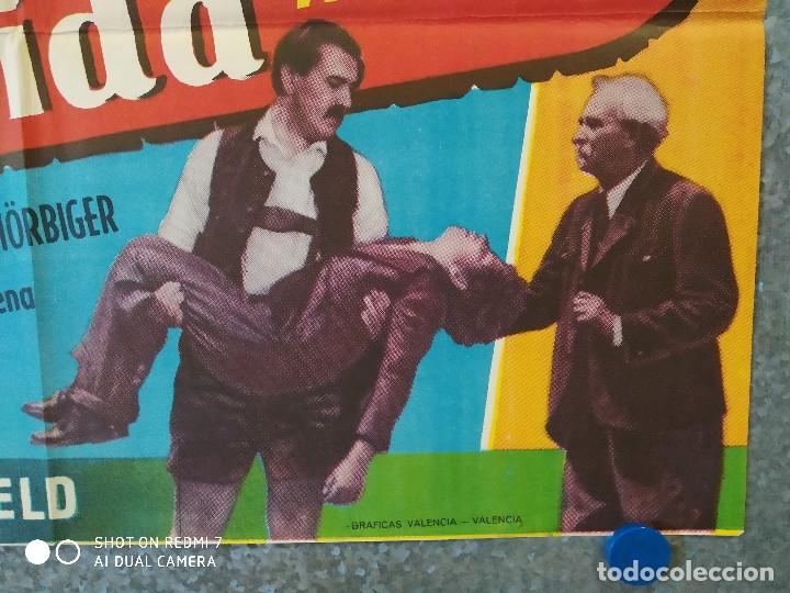Cine: EL DIA MAS FELIZ DE MI VIDA. PAUL HORBIGER, ELLINOR HENSEN, MICHAEL ANDE. POSTER ORIGINAL - Foto 4 - 176110272
