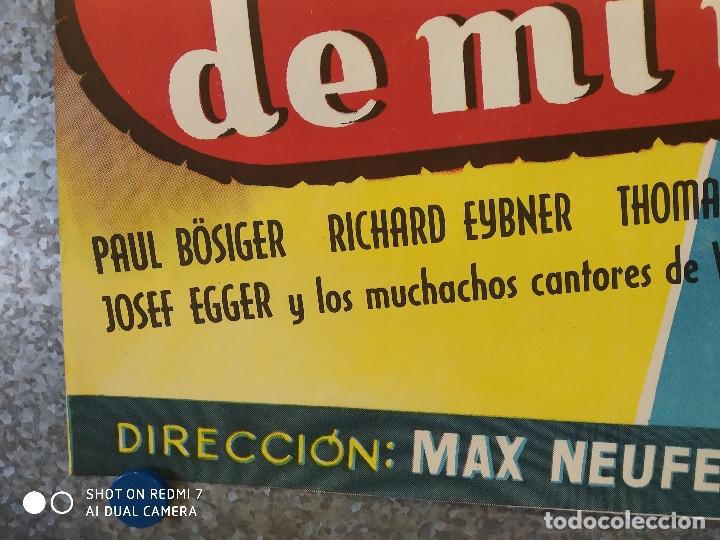 Cine: EL DIA MAS FELIZ DE MI VIDA. PAUL HORBIGER, ELLINOR HENSEN, MICHAEL ANDE. POSTER ORIGINAL - Foto 5 - 176110272