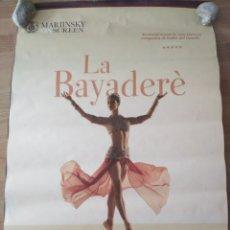 Cine: OPERA: LA BAYADERE - APROX 70X100 CARTEL ORIGINAL CINE (L68). Lote 176223654