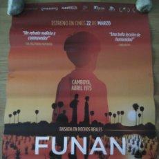 Cine: FUNAN - APROX 70X100 CARTEL ORIGINAL CINE (L69). Lote 176501679