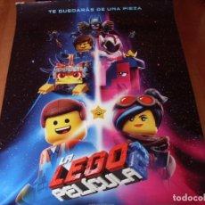 Cine: LA LEGO 2 PELICULA. Lote 176924625
